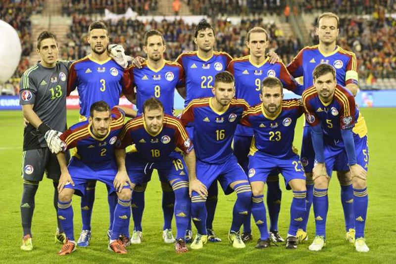 Equipe Andorre