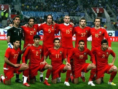 Equipe Portugal