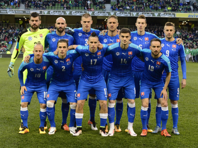 Equipe Slovaquie
