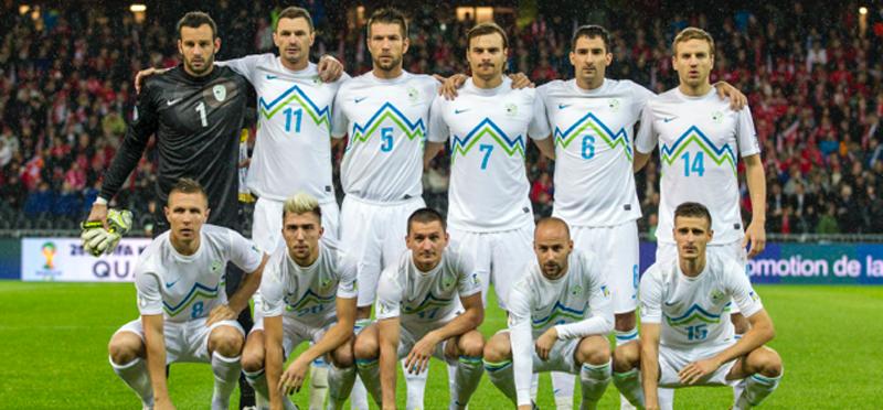 Equipe Slovénie