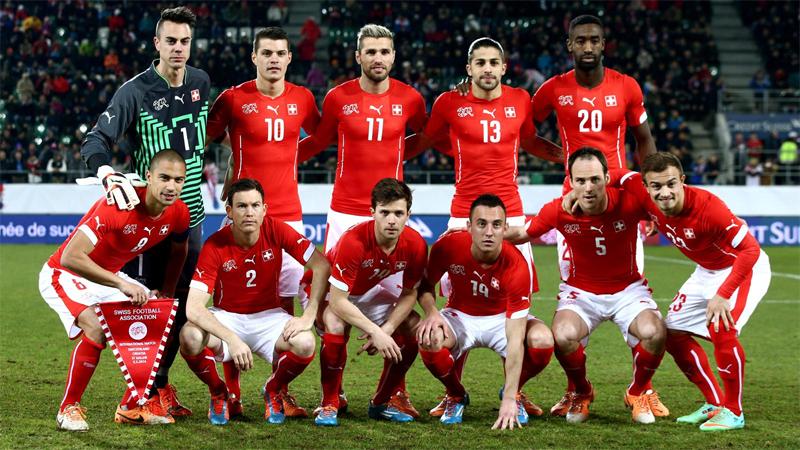 Equipe de Suisse