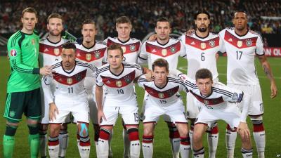Equipe d'Allemagne