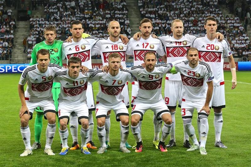 Equipe de Biélorussie