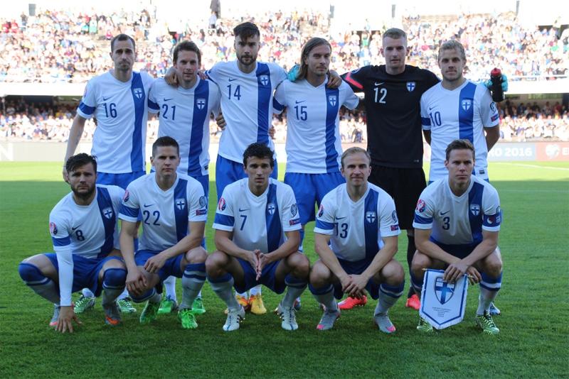Equipe de Finlande