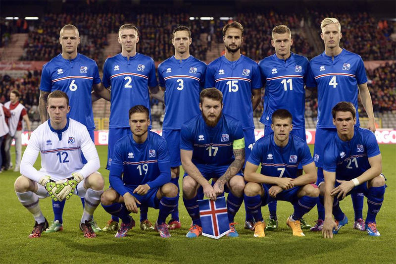 Equipe d'Islande