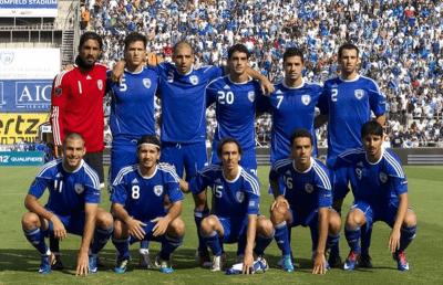 Equipe d'Israël