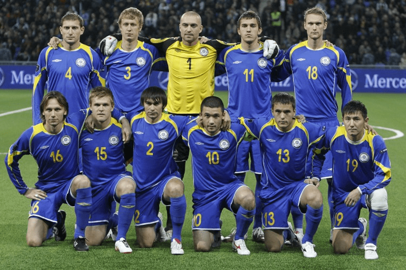 Equipe du Kazakhstan