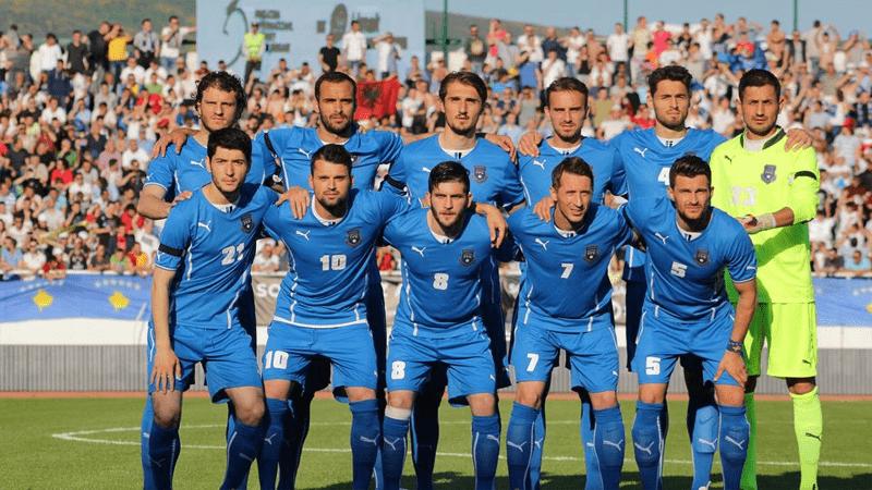 Equipe du Kosovo