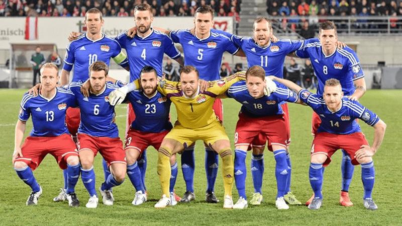 Equipe du Liechtenstein