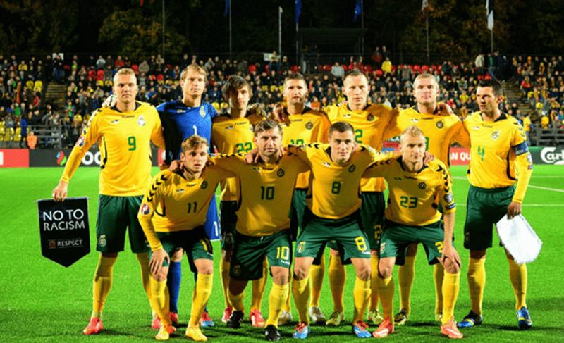 Equipe de Lituanie