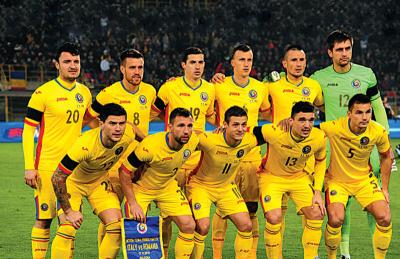 Equipe de Roumanie