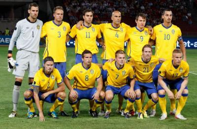 Equipe de Suède