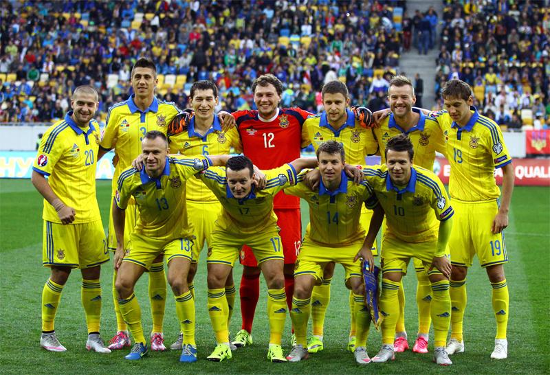 Equipe d'Ukraine