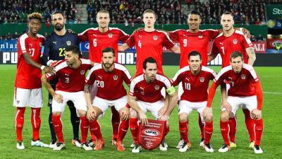 Equipe d'Autriche