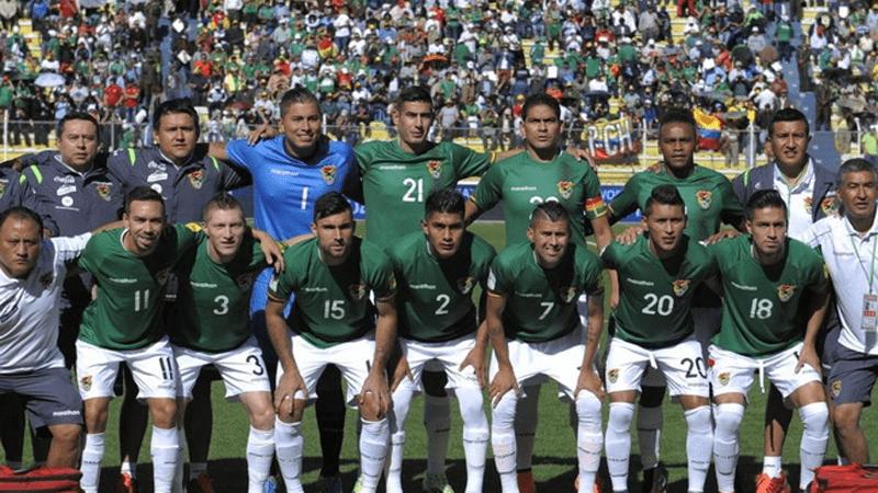Equipe de Bolivie