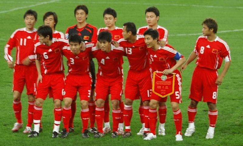 Equipe de Chine