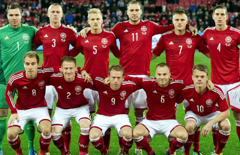 Equipe du Danemark