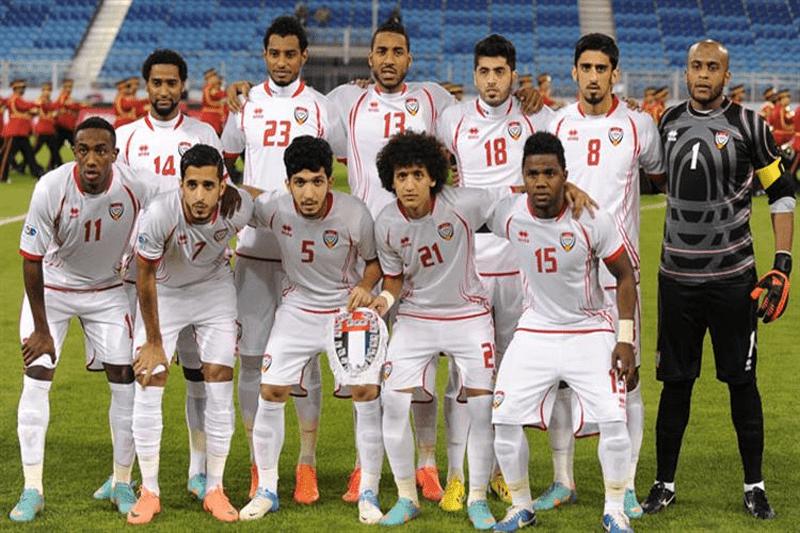 Equipe Emirats Arabes Unis