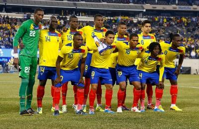 Equipe Equateur