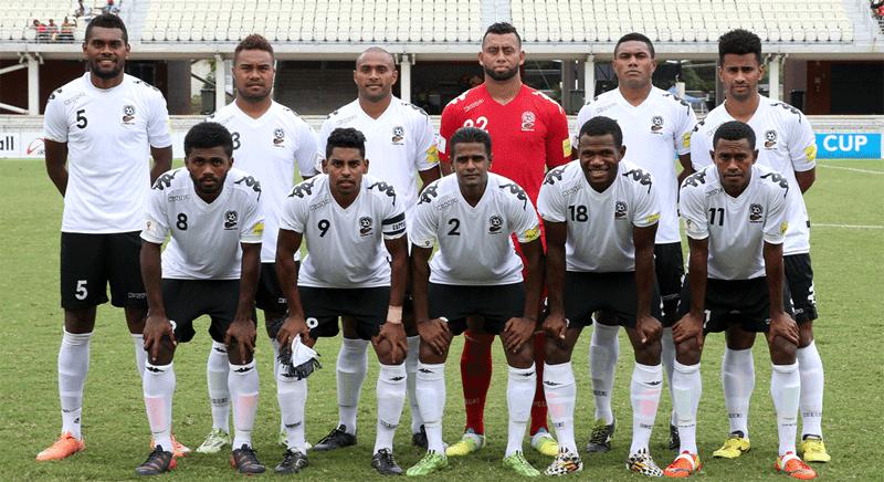 Equipe de Fidji