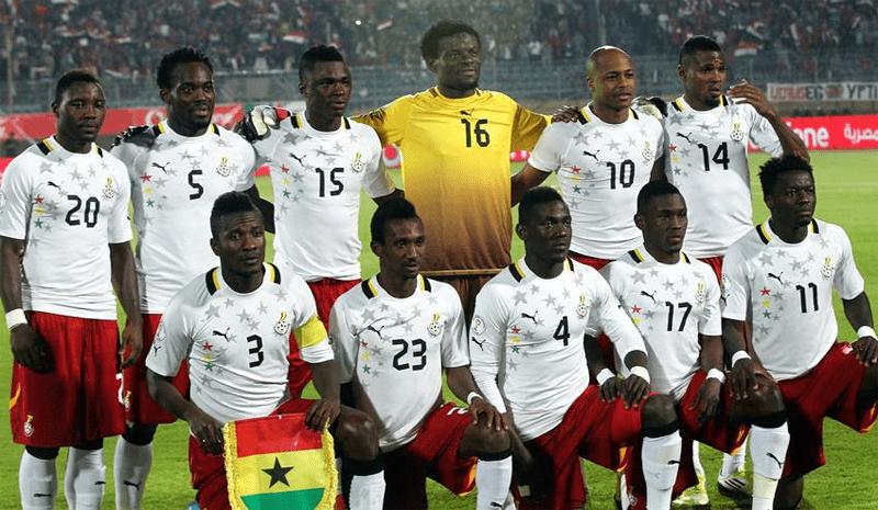 Equipe du Ghana