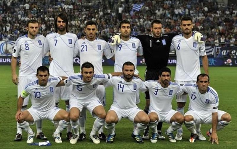 Equipe de Grèce