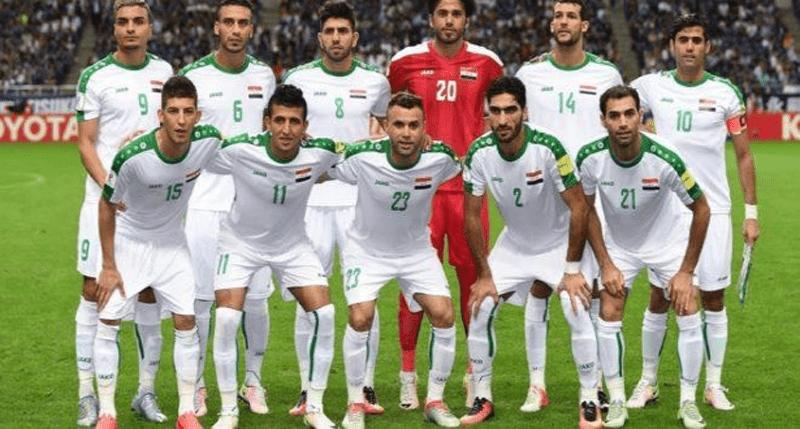 Equipe d'Iraq