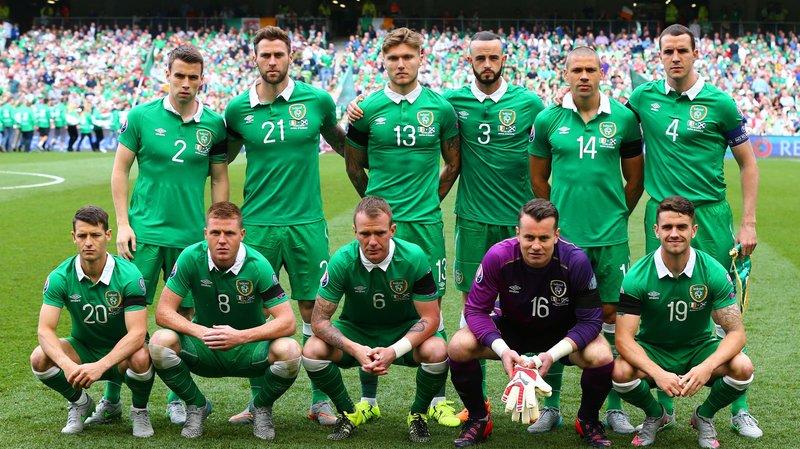 Equipe d'Irlande du Nord