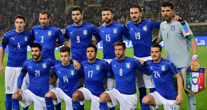Equipe d'Italie