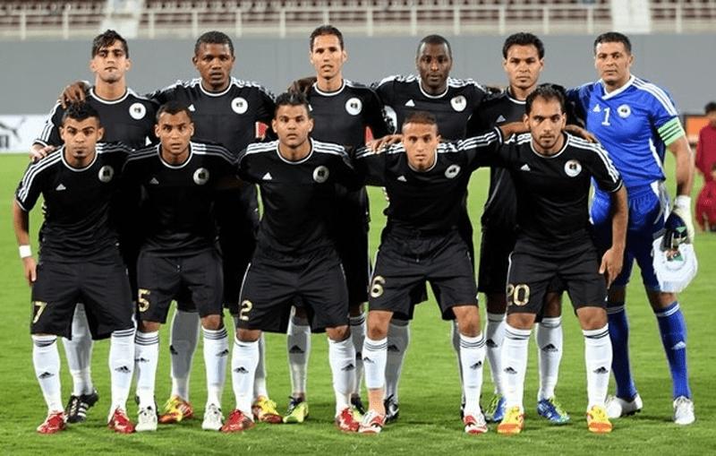 Equipe de Libye