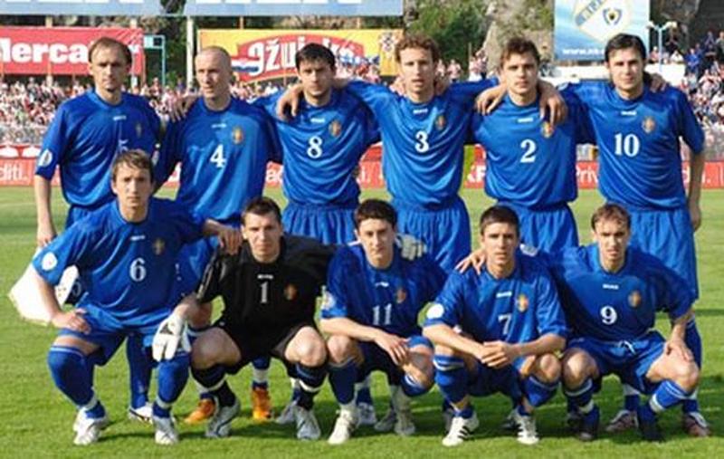 Equipe de Moldavie