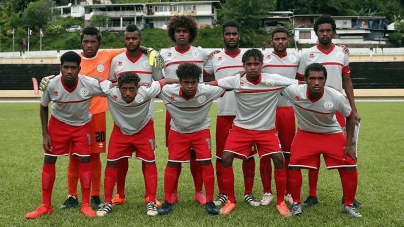 Equipe de Nouvelle-Calédonie