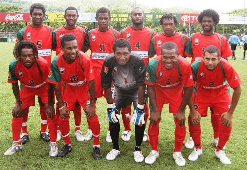 Equipe de Papouasie-Nouvelle-Guinée