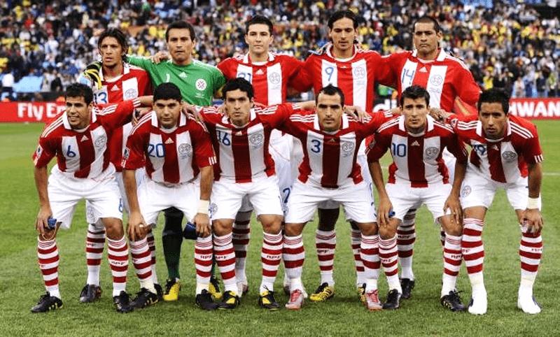 Equipe du Paraguay