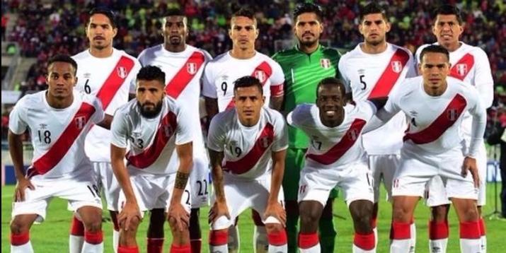 Equipe du Pérou