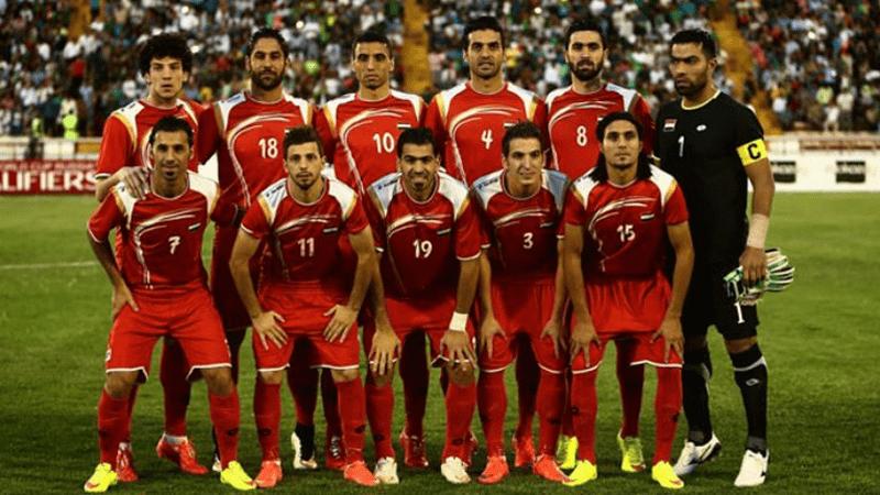 Equipe de Syrie