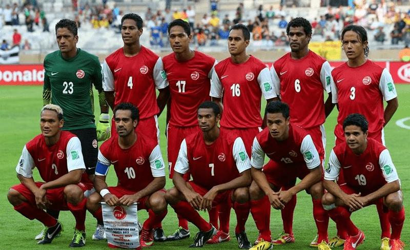 Equipe de Tahiti