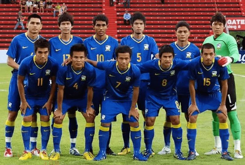 Equipe de Thaïlande