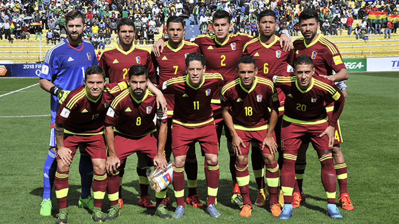 Equipe du Venezuela
