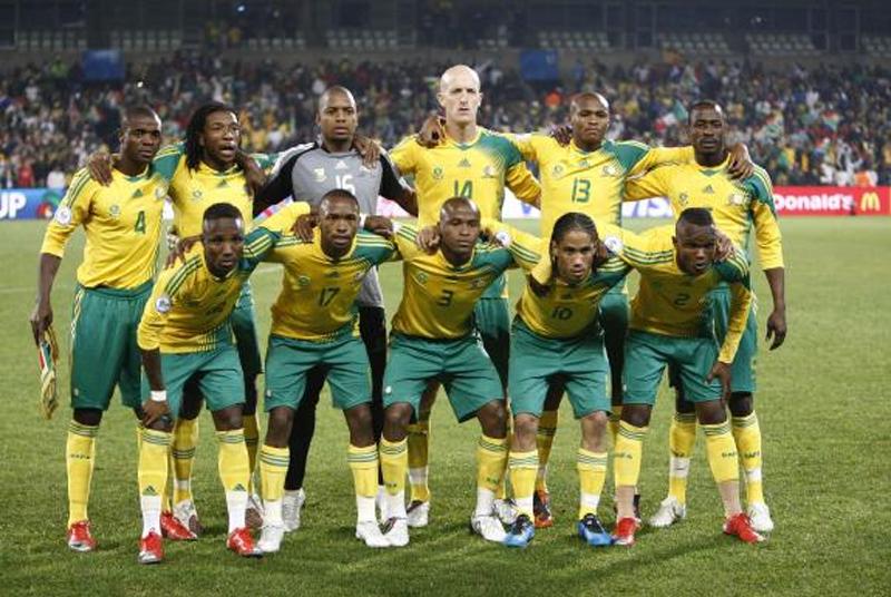 Equipe d'Afrique du Sud