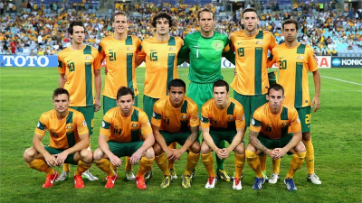 Equipe d'Australie