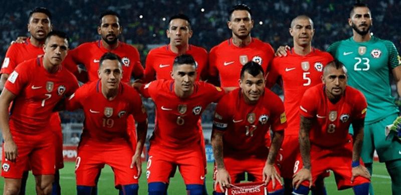 Equipe du Chili