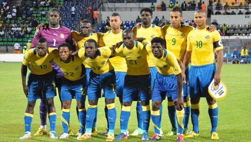 Equipe du Gabon