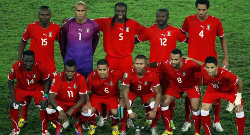 Equipe de Guinée