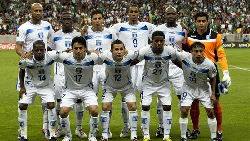 Equipe du Honduras