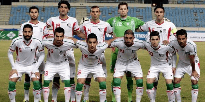 Equipe d'Iran