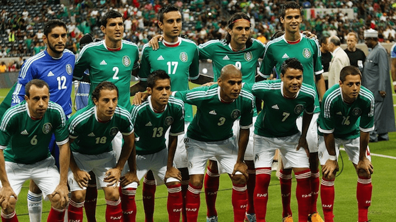Equipe du Mexique