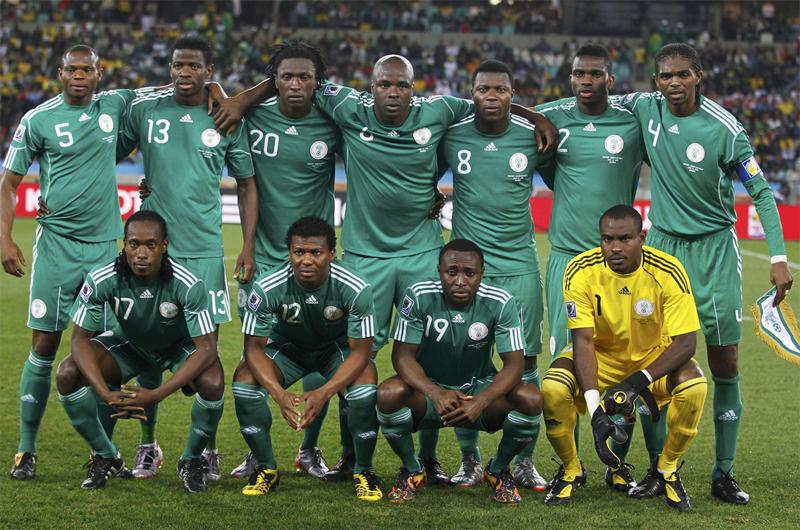 Equipe du Nigéria