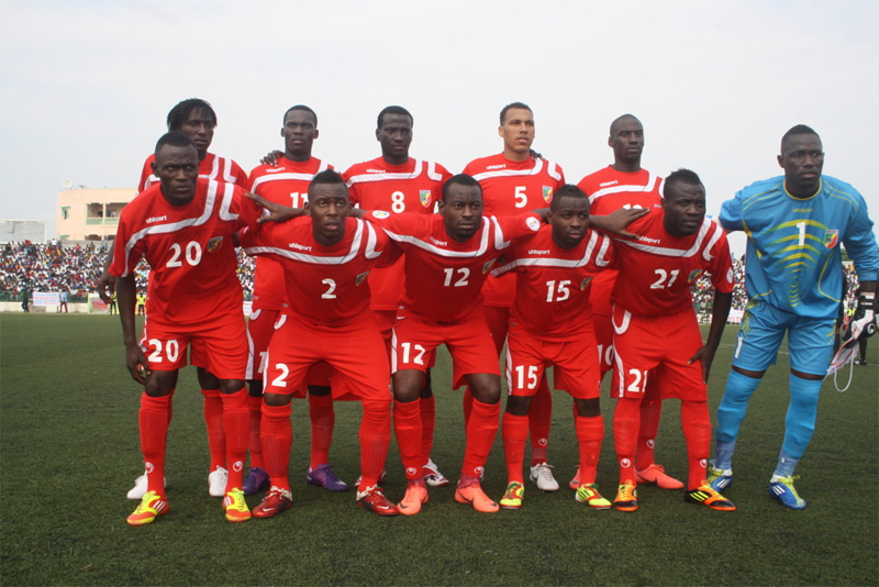 Equipe de la République Démocrate du Congo