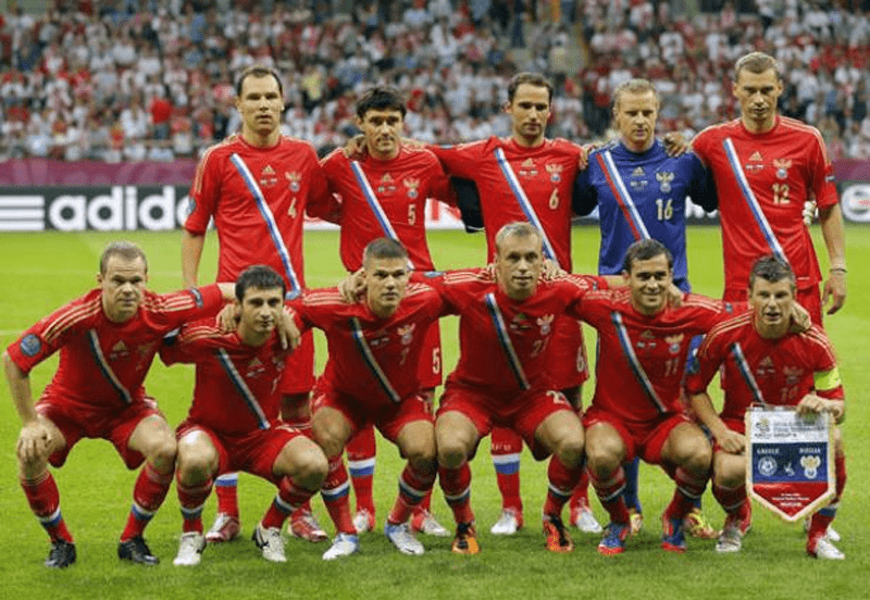 Equipe de Russie
